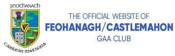 Feohanagh Castlemahon GAA Logo